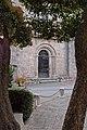 L'entrée de l'église Saint-André, Abjat-sur-Bandiat.jpg