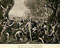 Léonidas aux Thermopyles D'après le tableau de David.jpg