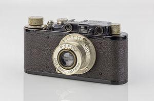 Leica Camera - Leica II, 1931