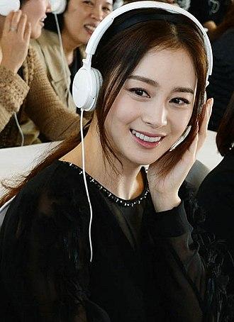 Kim Tae-hee - In October 2013