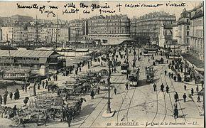 Marseille Plus Vieille Ville De Franc