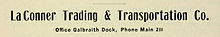 La Conner Trading Company advertisement 1901 (cropped).jpeg