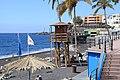 La Palma - Los Llanos - Puerto Naos - Paseo Maritimo - Playa 02 ies.jpg