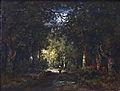 La Route sous bois-Narcisse Diaz de la Pena-IMG 8349.JPG