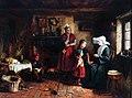 La Soeur de Charité, 1866. George Hardy.jpg