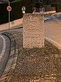 La stèle Le Pré Barry à Miribel (Ain).jpg