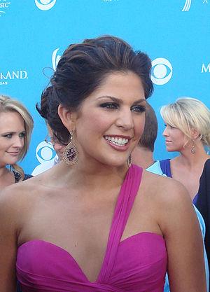 Hillary Scott - Scott in 2010