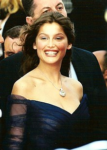 Laetitia Casta al Festival di Cannes 1999
