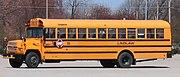 Laidlaw School Bus.