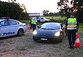 Lamborghini making a drug stop - Flickr - Highway Patrol Images.jpg