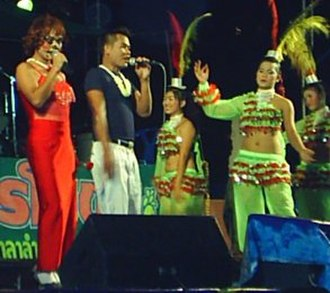 Mor lam sing - A live performance of mor lam sing.