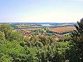 Langres. Panorama Est, depuis le rempart.jpg