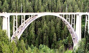Langwies - Langwieser Viaduct
