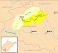 Laurel Fork Guyandotte map.png
