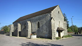 Image illustrative de l'article Chapelle Sainte-Madeleine de Bissey-la-Côte