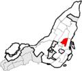 Le Plateau Montréal location diagram.png