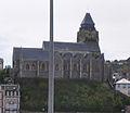 Le Tréport de la gauche de l'église à la villa marine détail église.jpg