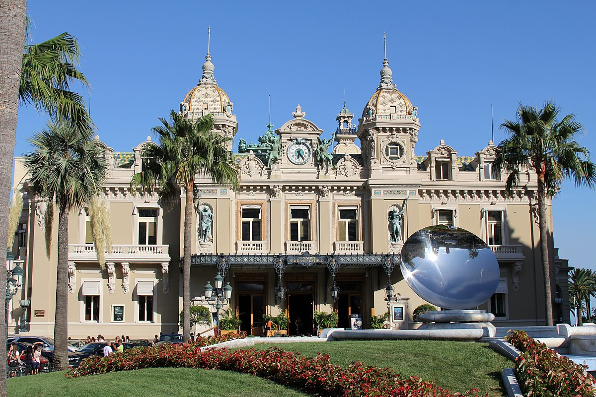 history of monte carlo casino