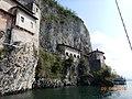 Leggiuno - Eremo di Santa Caterina del Sasso - Lago Maggiore - panoramio (4).jpg