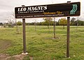 Leo Magnus Cricket Complex sign.jpg