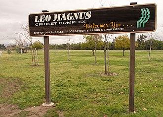 Leo Magnus Cricket Complex - Woodley Cricket Fields