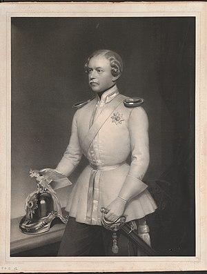 Leopold III, Prince of Lippe - Image: Leopold III Lippe