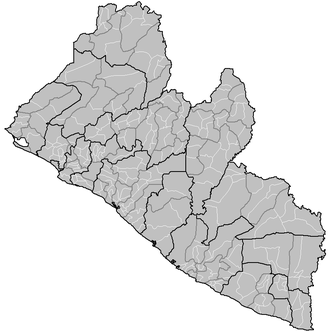 Administrative divisions of Liberia - Clans of Liberia