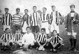 Club Libertad - Libertad – Champions 1910.