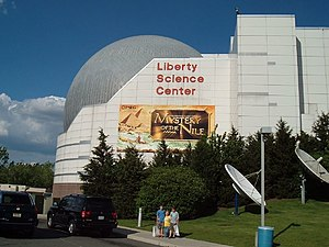 Liberty Science Center - Exterior