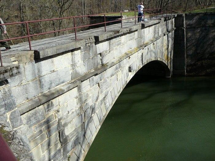 Licking Creek Aqueduct C and O Canal