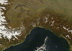 Geografia della Liguria
