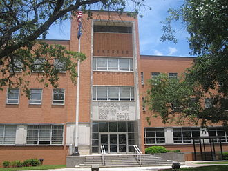 Lincoln Parish, Louisiana - Image: Lincoln Parish, LA, Courthouse IMG 3776