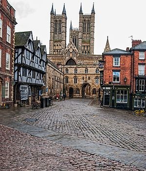 East Midlands – Travel guide at Wikivoyage