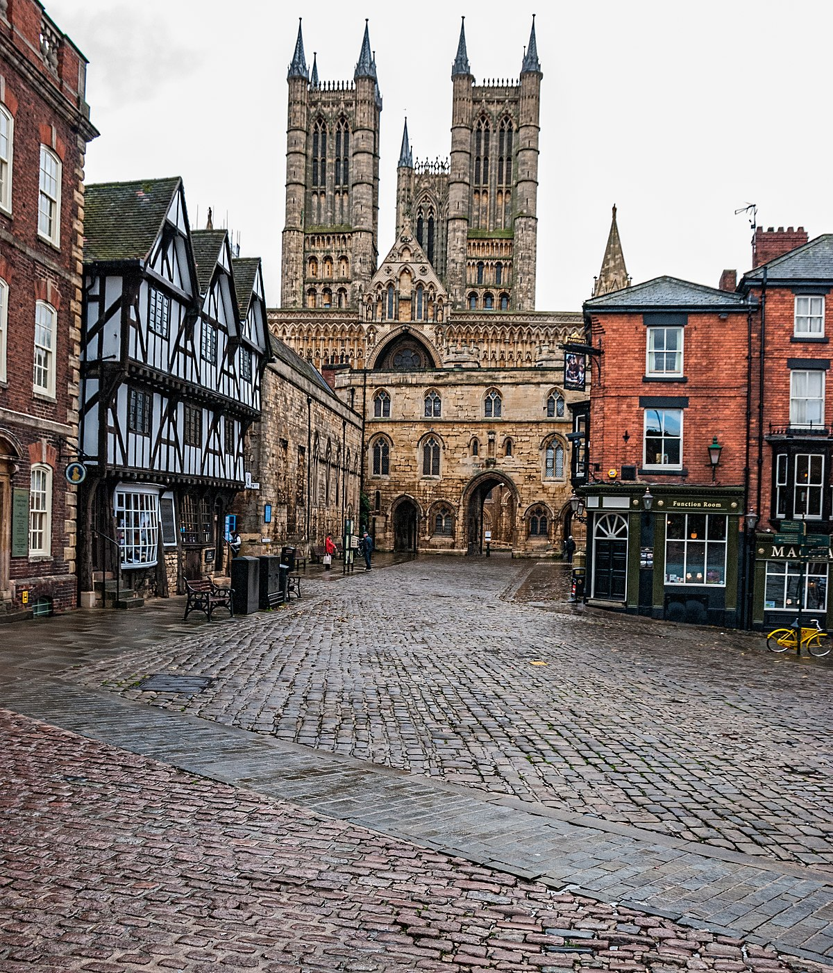 Lincoln Cathedral Wikipedia