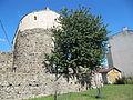 Lipník nad Bečvou, hradby jih, bašta z blízka.jpg