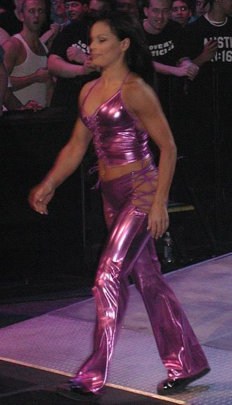Ivory (wrestler) - Ivory during a WWE Raw live show in March 2003