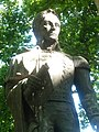 Lisbon, street scenes from the capital of Portugal 37. Statue of Simon Bolivar in Lisbon.jpg