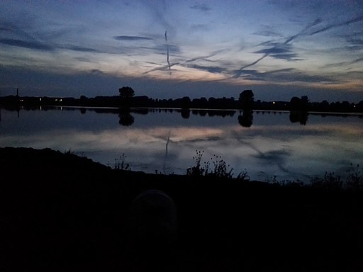 Lithse Ham zomernacht