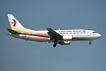"""Lithuanian Airlines Boeing 737-375 LY-AGP """"Zemaitis"""" (31562932551).jpg"""