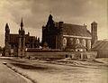 Lithuanian capital city Vilnius. St. Anne's Church side.jpg