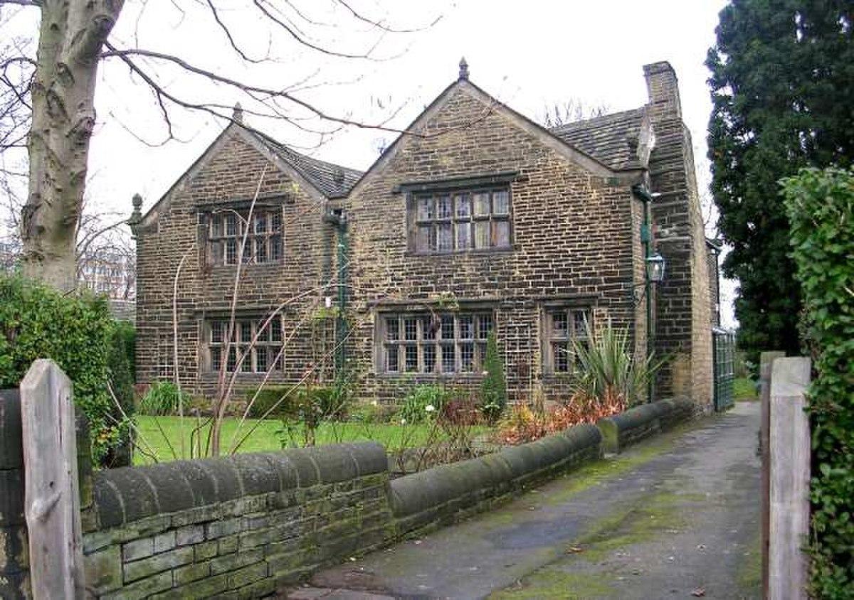 Little Horton Hall - Little Horton Green - geograph.org.uk - 636613.jpg