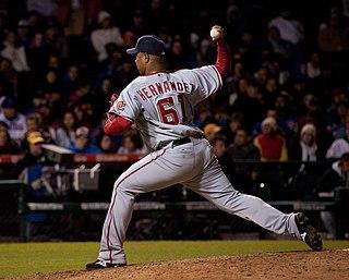 Liván Hernández Cuban baseball player
