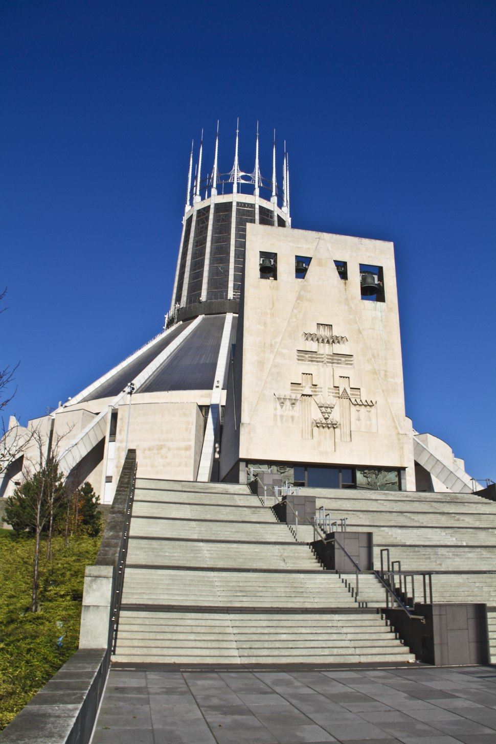 Liverpool RC Cathedral - panoramio