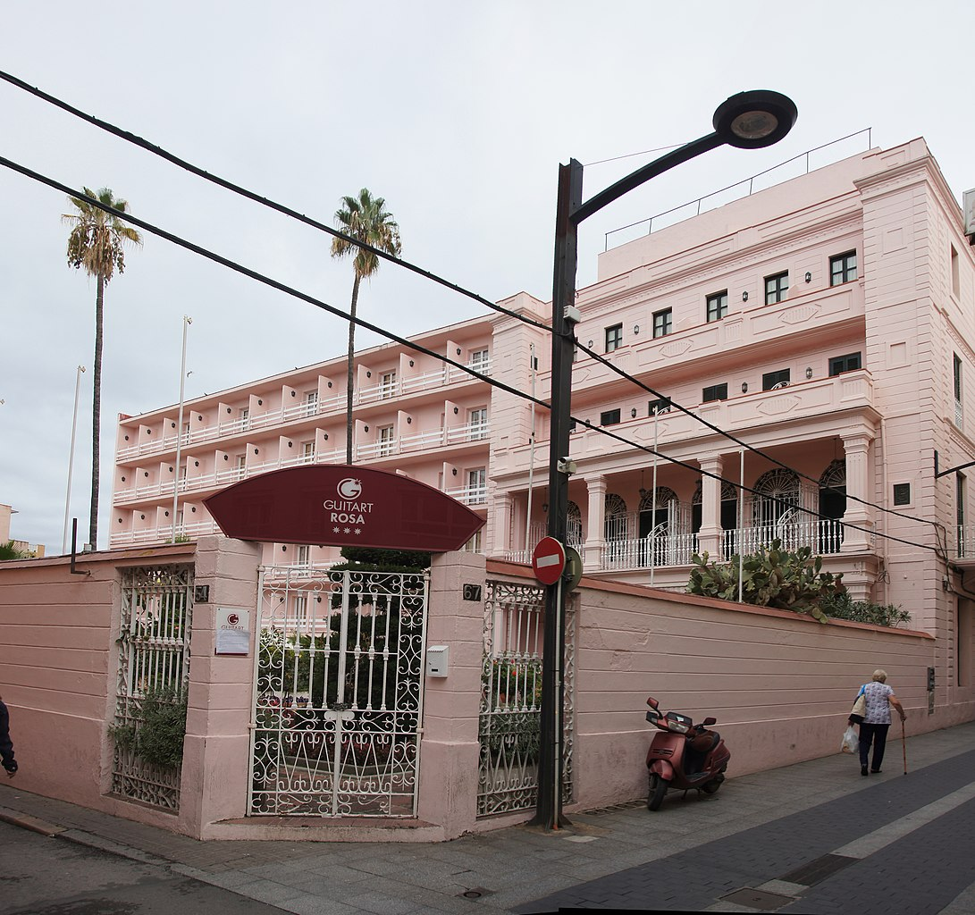 Hotel Guitart Rosa  Sterne Lloret De Mar
