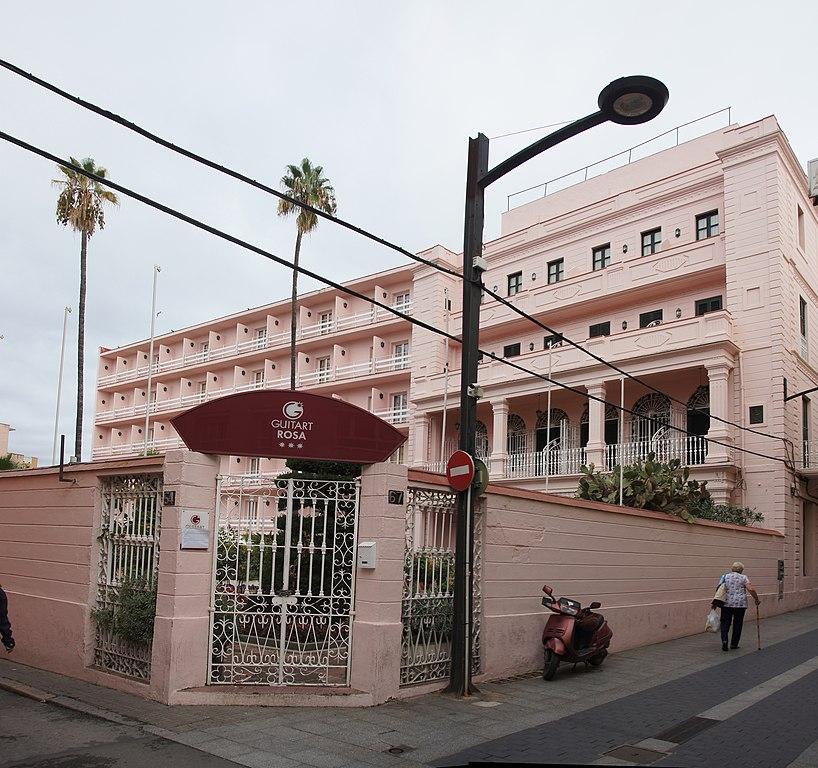 Hotel Guitart Lloret Del Mar  Etoiles