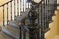 Lobby, stairway detail. U.S. Custom House, East Bay and Bull Streets, Savannah, Georgia LCCN2014630112.tif