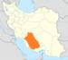 موقعیت استان فارس در ایران