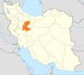 Locator map Iran Markazi Province.png
