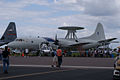 Lockheed P-3B-AEW Orion Homeland Security LSide SNF 16April2010 (14443997097).jpg