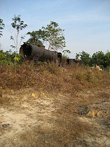Locomotive Remains on the Pekanbaru Death Railway.jpg